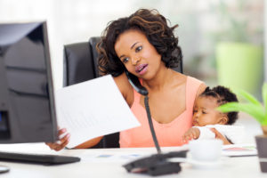Mamas are leaders in the home and often in the workplace.